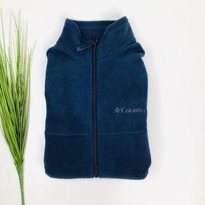 Columbia Full Zip Fleece Jacket  VGC